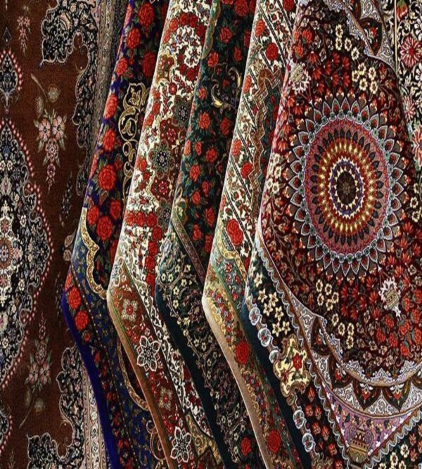 Exclusive Silk Rugs